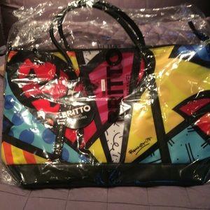 f4fd63857f90 Romero Britto Handbags on Poshmark